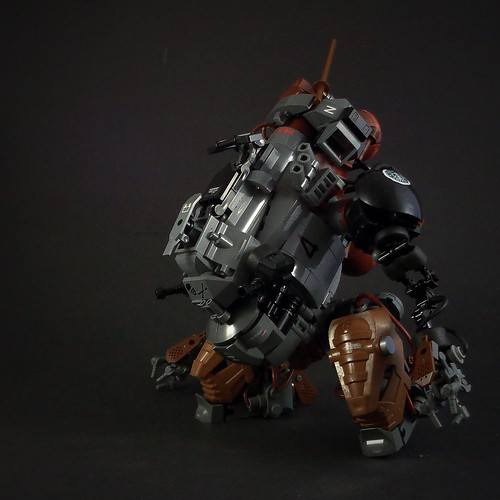 The O.D.D. Mech [UM Advanced Design]