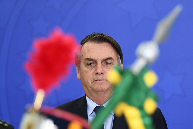 Bolsonaro administration is marked by controversies and slow economic performance - Créditos: Evaristo Sá / AFP