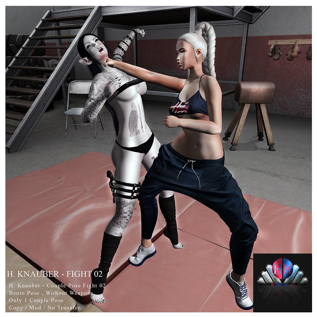 H.Knauber – Fight 02