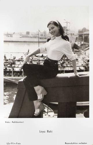 Laya Raki (1927-2018)