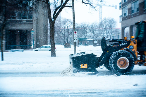 East Town Snow Removal