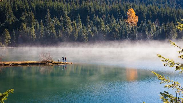 Golden pond creek