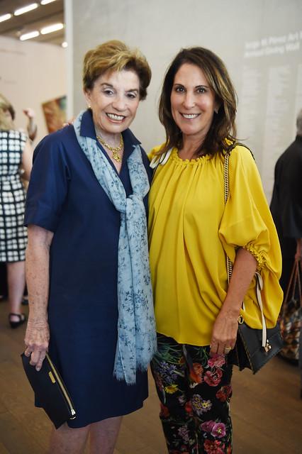 Dorothy Podhurst & Vicki Miller