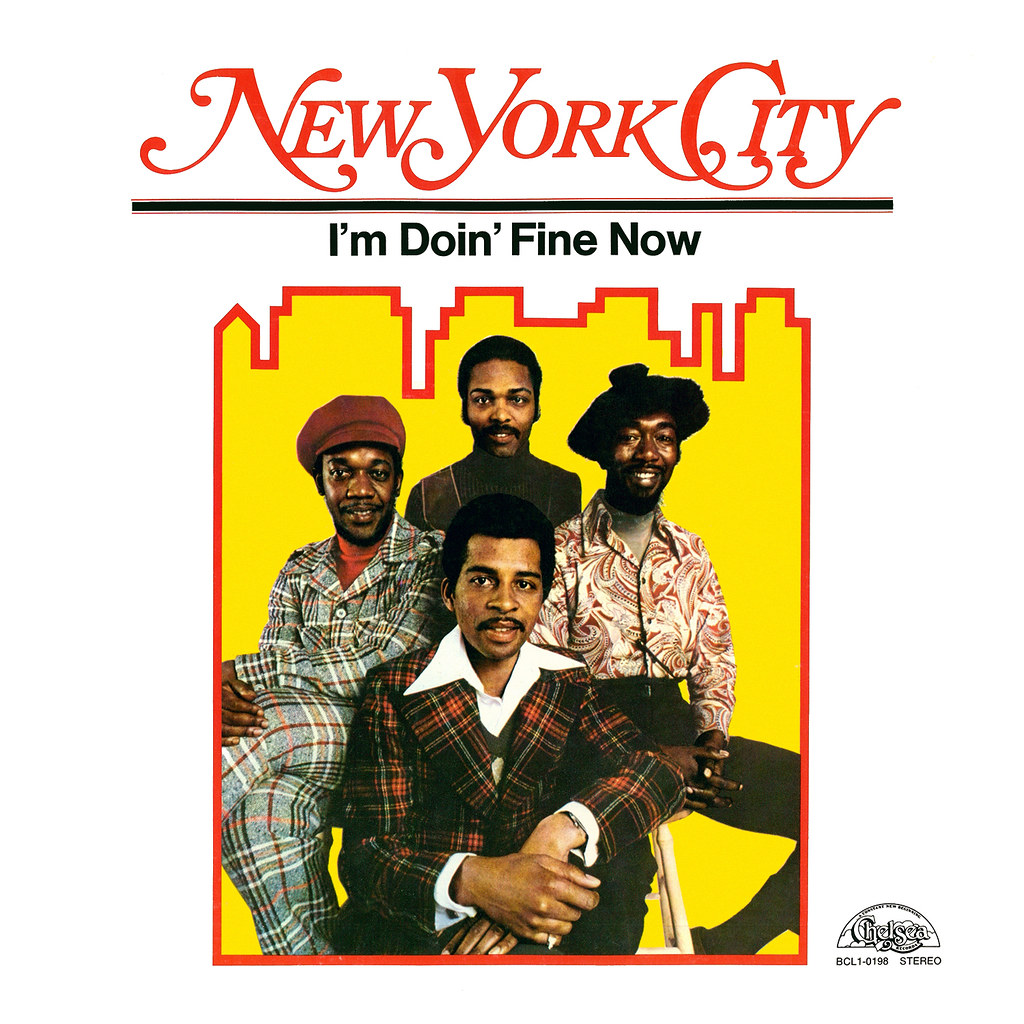 New York City – I'm Doin' Fine Now
