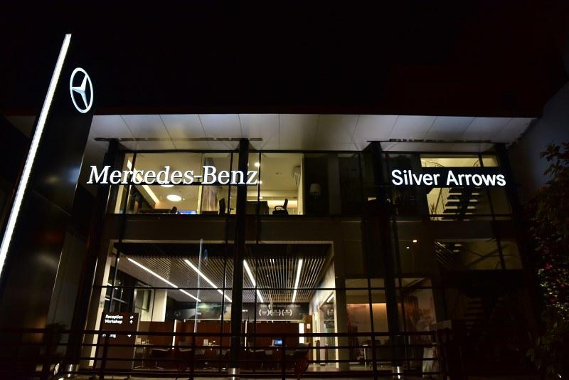 Mercedes Service Delhi