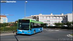 Mercedes-Benz Citaro - Les Courriers du Midi (Keolis) / Transp'Or n°109123
