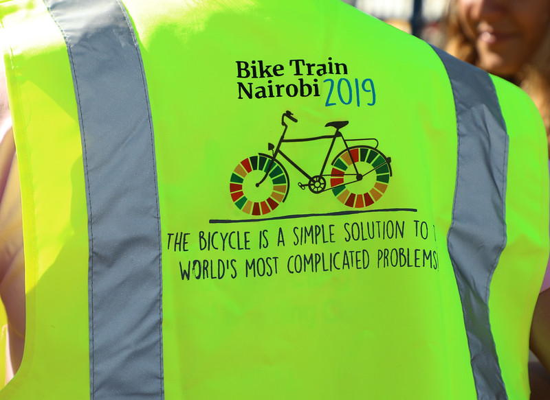 Bike train 22/March/2019
