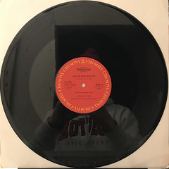EARTH, WIND & FIRE:FALL IN LOVE WITH ME(RECORD SIDE-A)