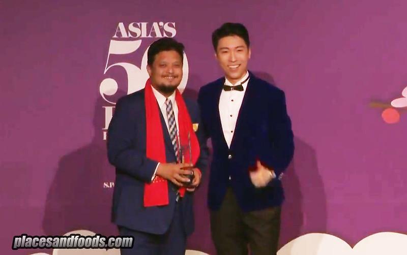 dewakan malaysia asia top 50 restaurant