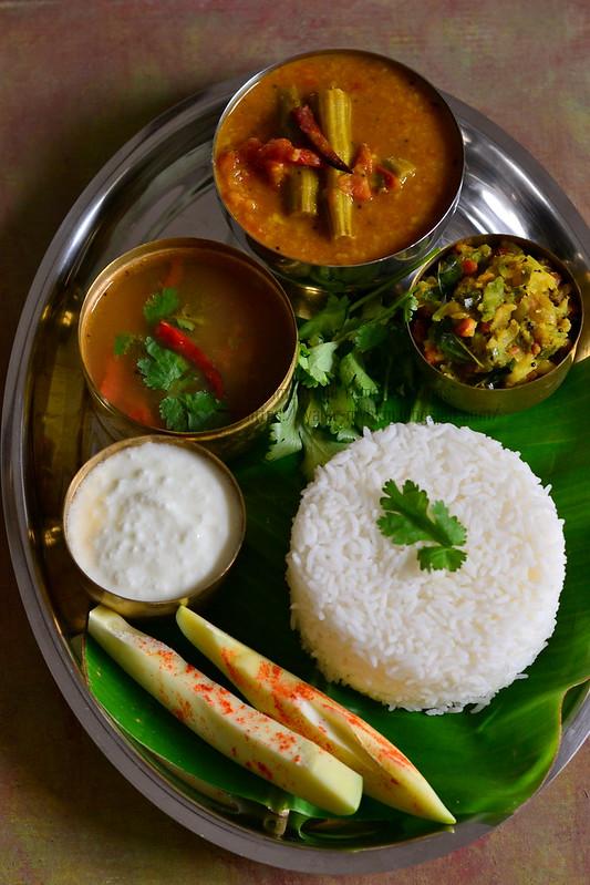Tamilnadu Lunch