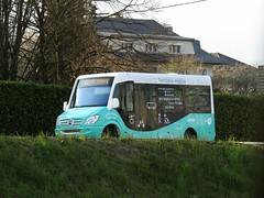 Vehixel Cityos 3/23 n°1057 - Stac (Chambéry)