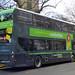 The new no 9 bus - NXWM Platinum - Colmore Row