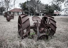 Rural decay in Sisterdale, TX