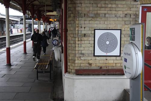 London Underground Labyrinth 43 Harrow and Wealdstone