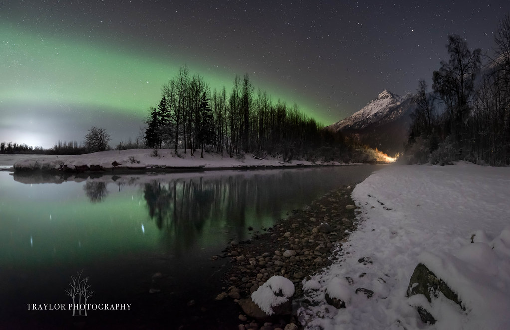 Alaska Waterfront Property in Anchorage, Eagle River ... |Wasilla Alaska Landscape