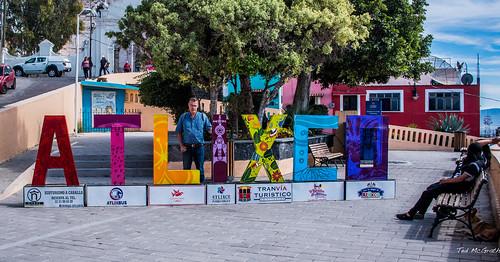 2018 - Mexico - Atlixco - Welcome