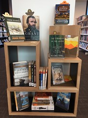 Western fiction display, Tūranga