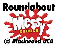 Messy Church at Blackwood Uniting Church, South Australia