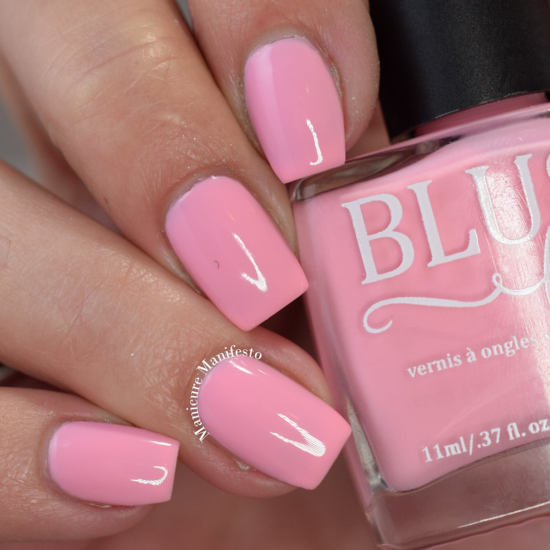 Blush Lacquer Be Mine