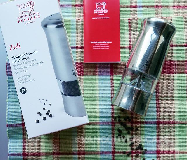 Peugeot Zeli electric pepper mill-4