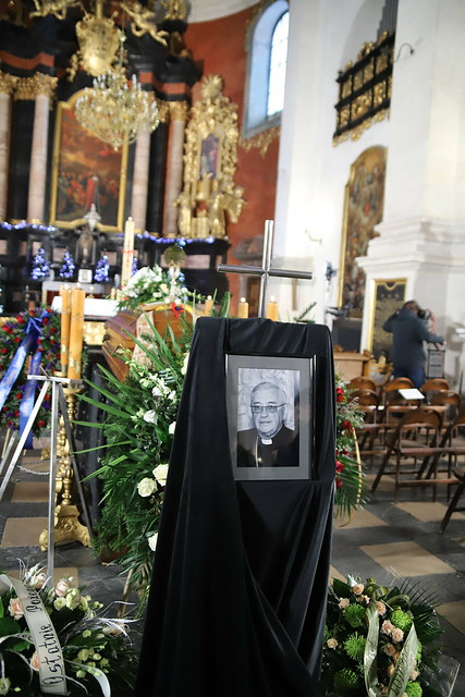 Pogrzeb śp. Biskupa Tadeusza Pieronka | Abp Marka Jędraszewski, 3.01.2019
