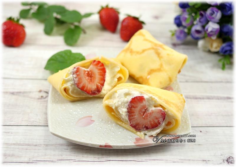 草莓班戟068