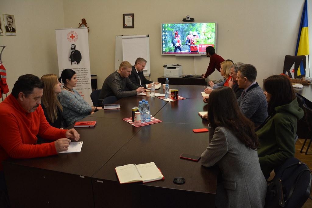 Зустріч ТЧХУ та GIZ Ukraine