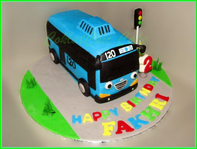 Cake Tayo FAKHRI 18 cm