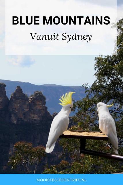 Blue Mountains, Australië: bezoek de Blue Mountains vanuit Sydney | Mooistestedentrips.nl