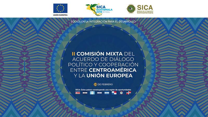 II  Comisión Mixta del Acuerdo de Diálogo Político y Cooperación entre Centroamérica y a Unión Europea