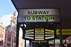 Subway To Station
