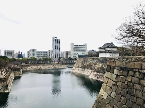 20190221 大阪城出發 長崛橋筋