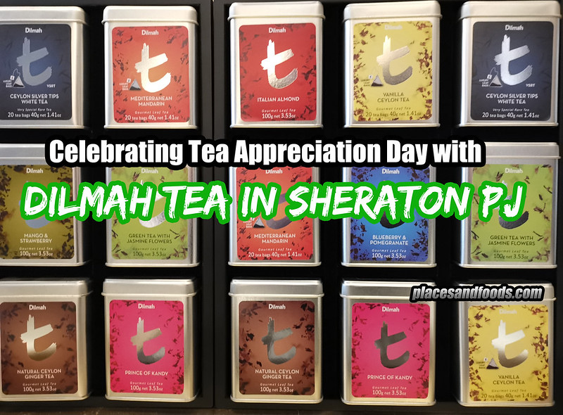 dilmah tea appreciation day
