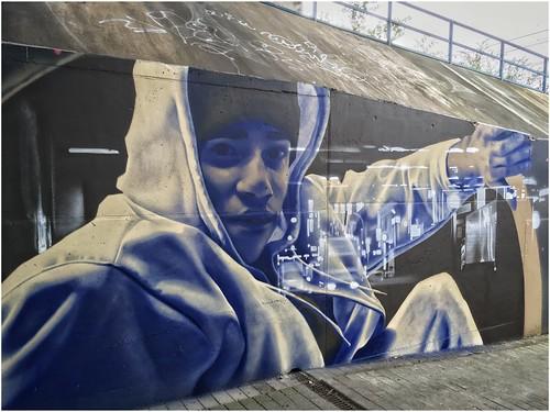 Nean (Gare Forest-Midi, Bruxelles)