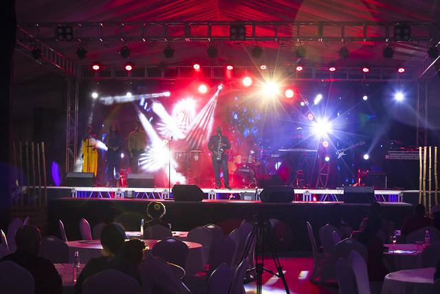 Kigali Jazz Junction, March 29, 2019. Emmanuel Kwizera