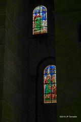 Vitraux, Cathédrale Saint Front, Périgueux