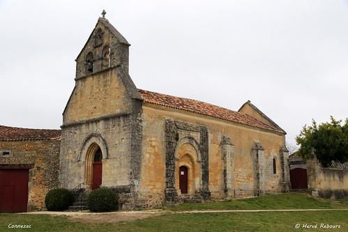 24 Connezac - Eglise St-Martin