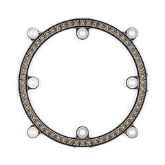 SparkFun LuMini LED Ring - 3 Inch (60 x APA102-2020)