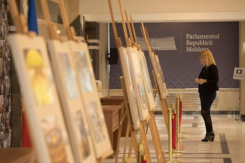 04.04.2019 Expoziție de fotografii: 10 ani de la evenimentele din 7 aprilie 2009