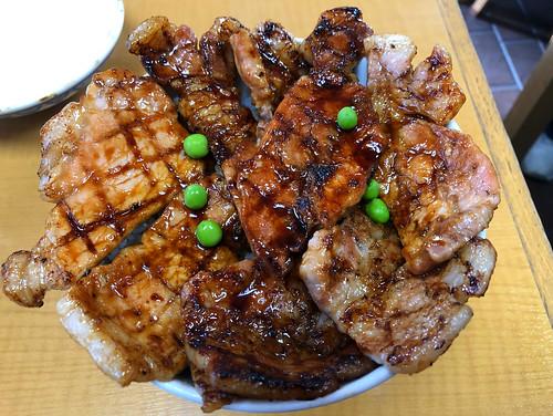 帯広名物 豚丼