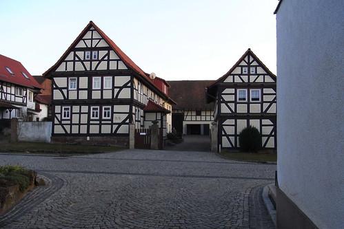 20110323 0210 512 Jakobus Sünna Fachwerkhaus