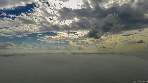 aerial drone dronephotography clouds parrotbebop2power parrotbebop2 skyscape sky