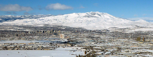 Reno in winter | by simonov