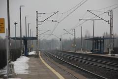 Myszków Nowa Wieś train station