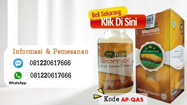 Jual QnC Jelly Gamat di Kabupaten Asahan