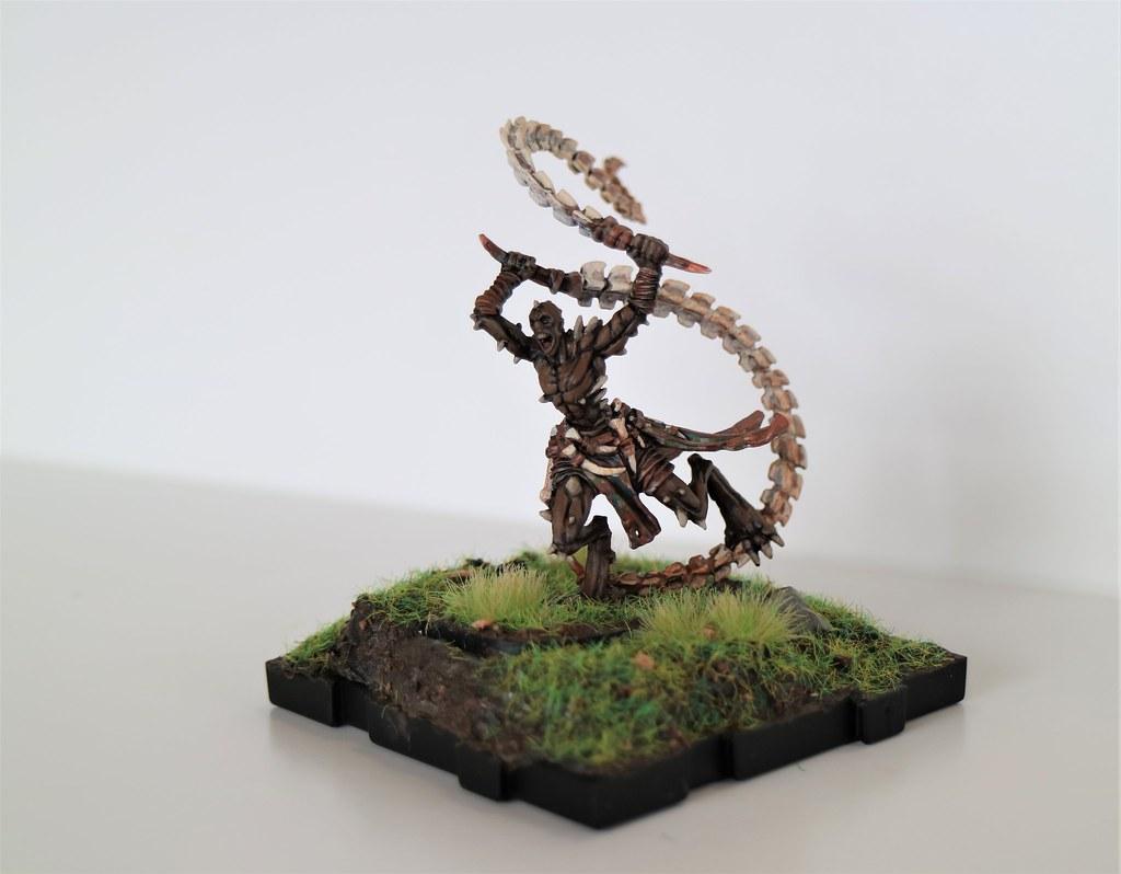 Runewars Th'Uk Tar Front