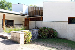 Bazoches-sur-Guyonne - Maison Louis Carré