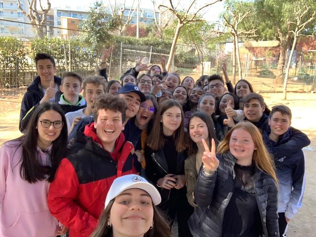 Accueil des élèves audois (21 mars 2019)