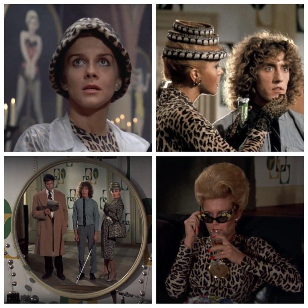 Кадры из фильма Томми (1975)