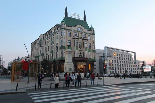 Hotel Moskva - Belgrade, Serbia